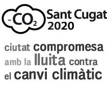 -CO2 SantCugat 2020. Ciutat compromesa amb la lluita contra el canvi climàtic